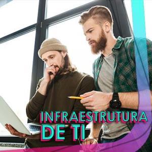 Infraestrutura de rede corporativa