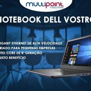 Notebook corporativo